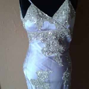 Prom Dress (formal)Floor length lavender